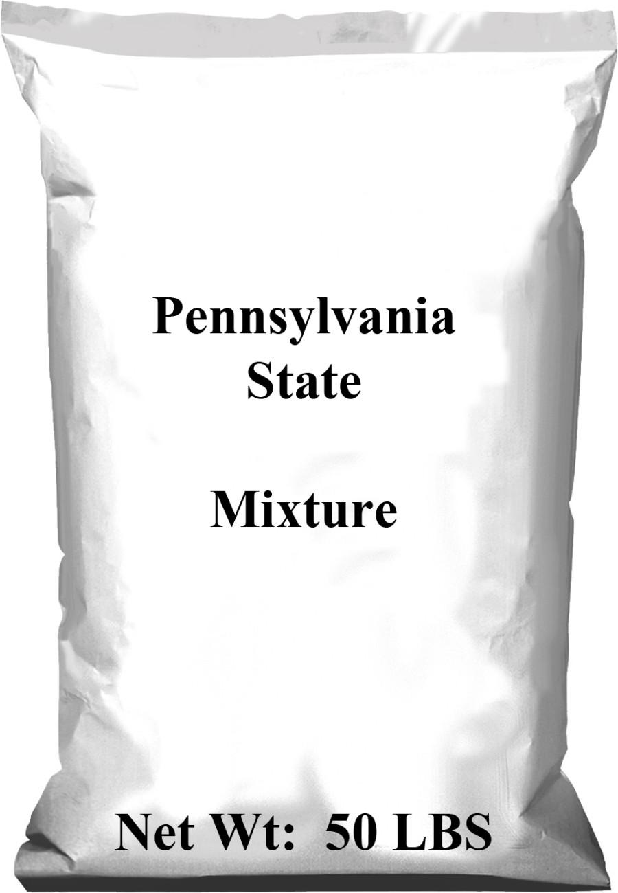 Pennington Lofts Pennsylvania State Deluxe Grass Seed Mixture 24ea/50 lb
