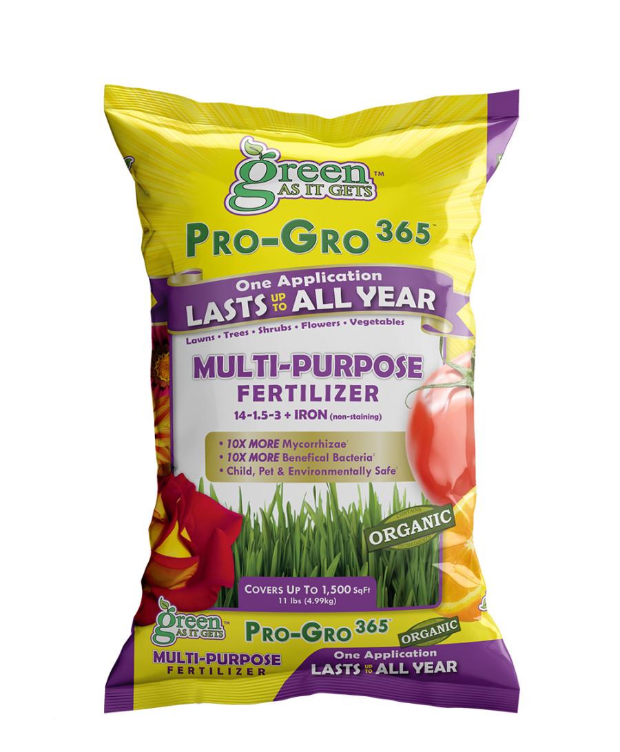 Green As It Gets Pro-Gro365 12 Month Multi-Purpose Fertilizer