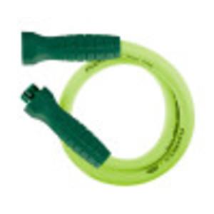 Flexzilla Garden Lead-in Hose with Swivel Grip Green 10ea/5/8Inx10 ft
