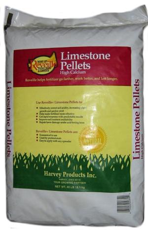 MK Minerals Reveille Signature Limestone Pellets High Calcium 63ea/40 lb