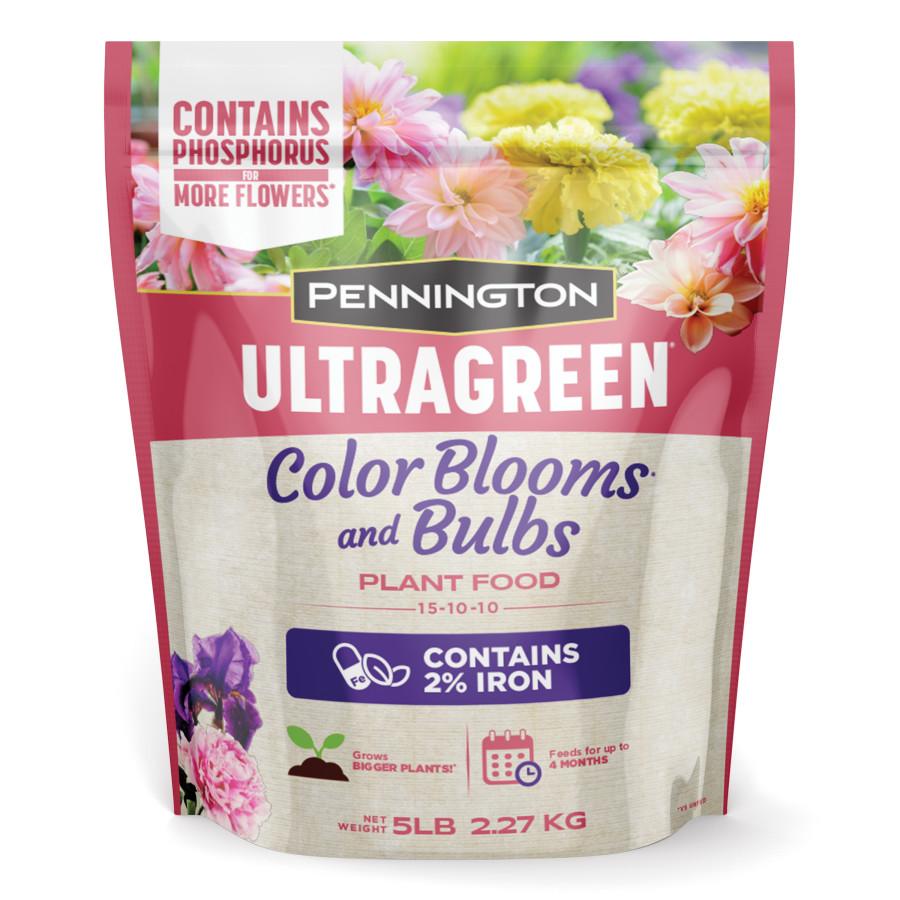 Pennington UltraGreen Blooms & Bulb Plant Fertilizer 9ea/5 lb