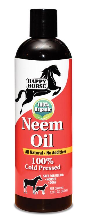 Harris Happy Horse Neem Oil 12ea/12 fl oz