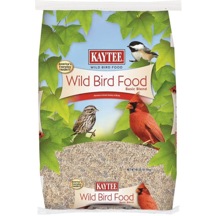 Kaytee Wild Bird Food 1ea/40 lb