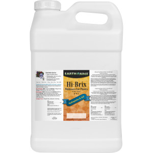 Earth Juice Hi-Brix Molasses Plant Food 0-0-3 2ea/2.5 gal