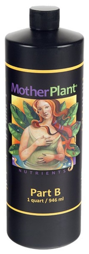 Hydrodynamics Mother Plant Nutrients Part B 12ea/32 oz