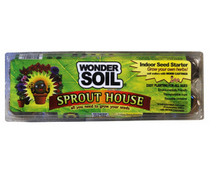 Hydrofarm Wonder Soil Sprout House Seed Starter 12ea