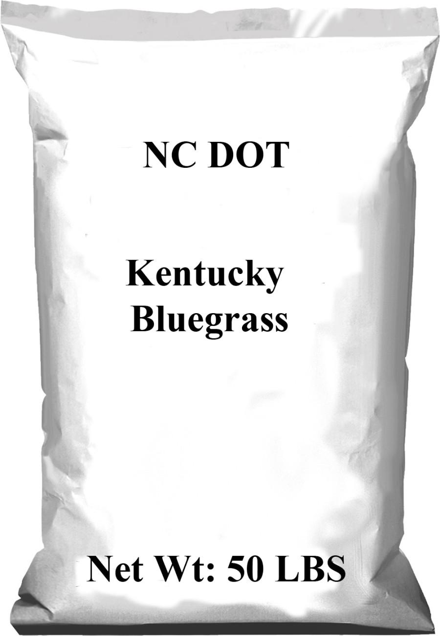 Pennington NC DOT Kentucky Bluegrass Seed 1ea/50 lb