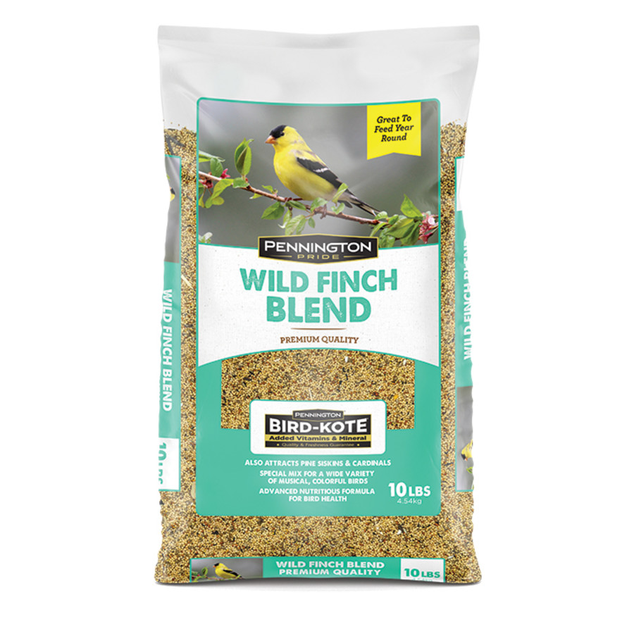 Pennington Pride Wild Finch Blend Bird Food 6ea/10 lb