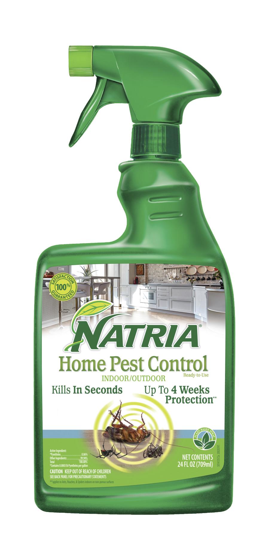 BioAdvanced Natria Home Pest Control Ready to Use 4ea/24 oz
