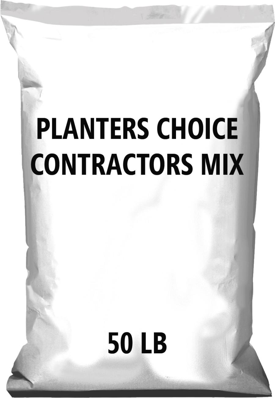Pennington Planters Choice Contractors Mix 1ea/50 lb