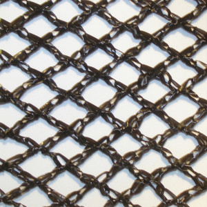 Filtrexx 5mil FilterSoxx 200ft Ruck Mesh Black 1ea/12 in