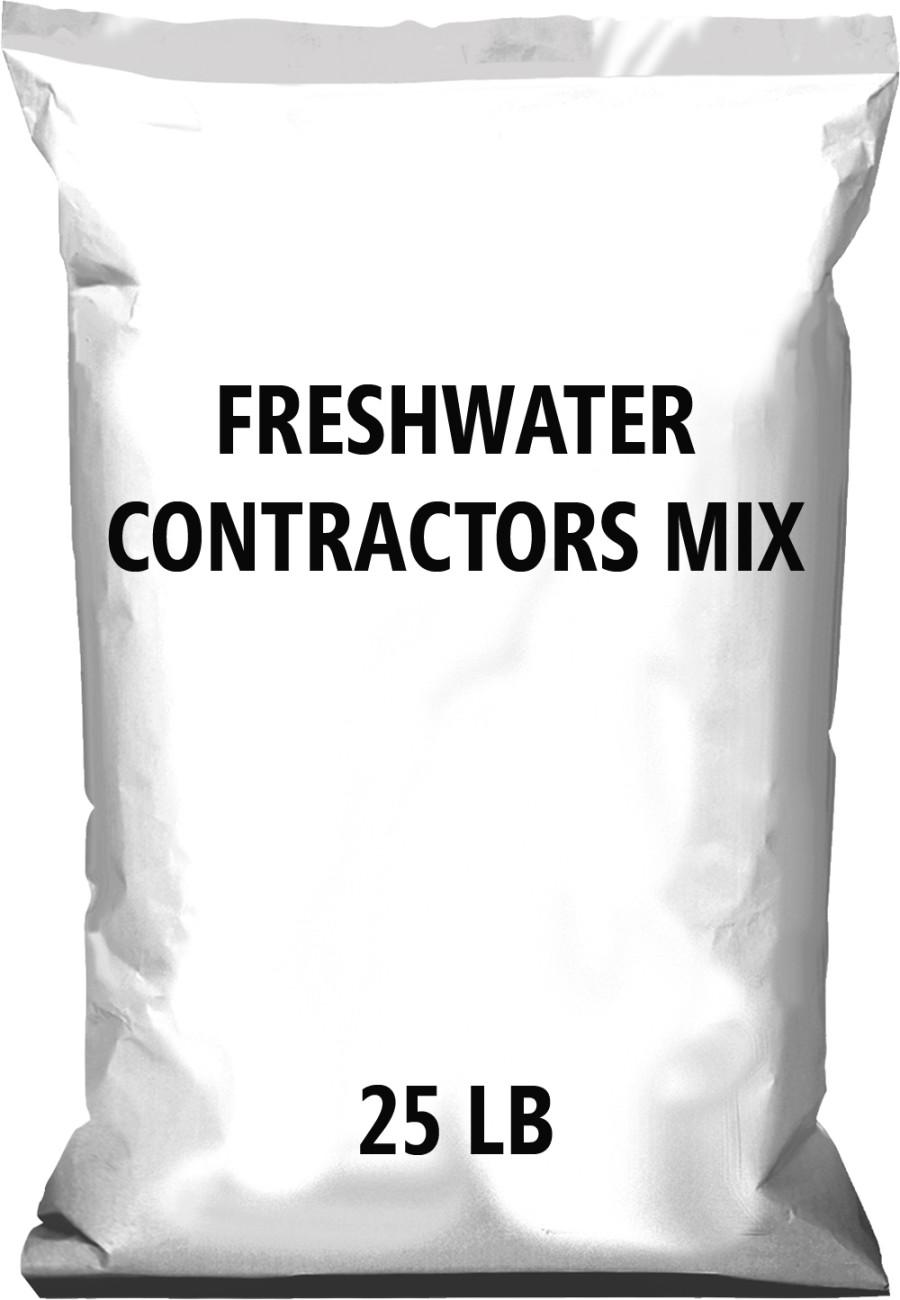 Pennington Freshwater Contractors Mix 1ea/25 lb