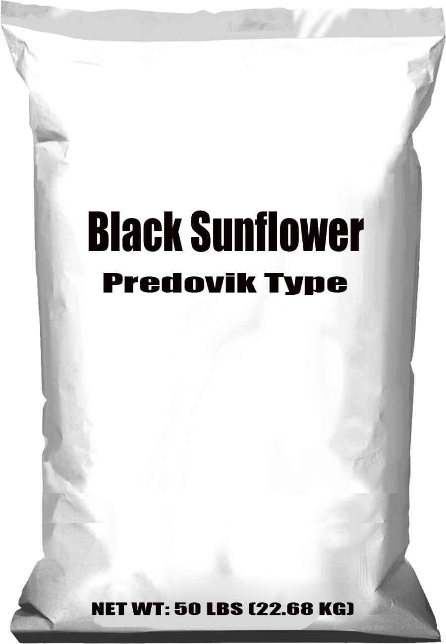 Pennington Black Sunflower Peredovic Type 1ea/50 lb