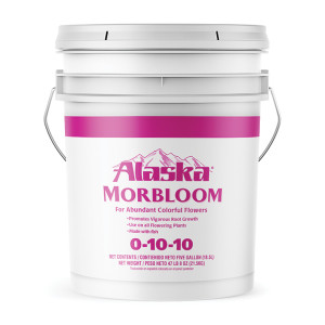 Alaska Morbloom Fertilizer Natural Concentrate 0-10-10 1ea/5 gal