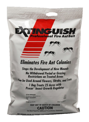 Extinguish Professional Fire Ant Bait 1ea/25 lb