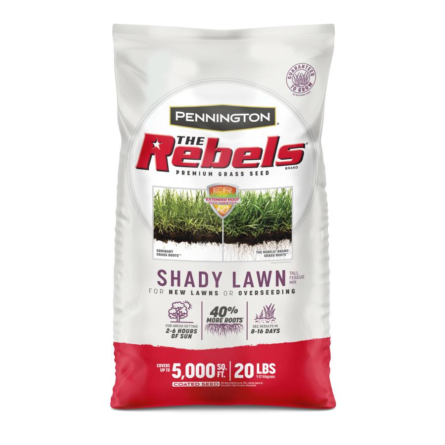 Pennington The Rebels Tall Fescue Shady Grass Seed mix 1ea/20 lb