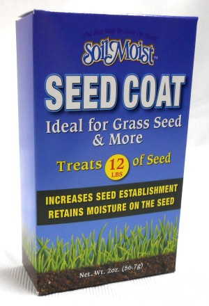 JRM Soil Moist Seed Coat Bag 12ea/2 Fl. oz