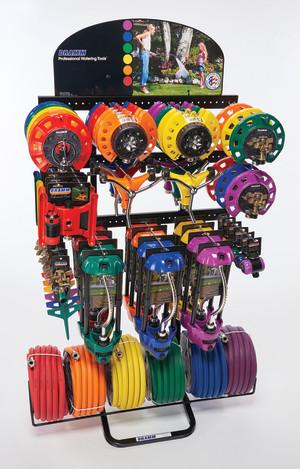 Dramm Sprinkler Hose With Timers Display 1ea