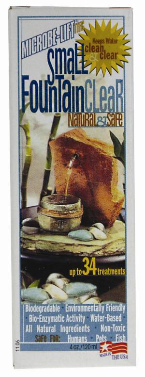 Microbe-Lift Fountain Clear 24ea/4 oz