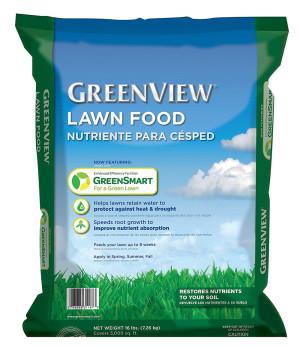 Lebanon Greenview Broadleaf Weed Control plus Lawn Food 27-0-4 1ea/5M 16 lb