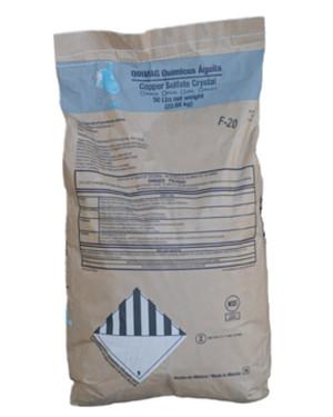 Sanco Crystal Blue Copper Sulfate 1ea/50 lb