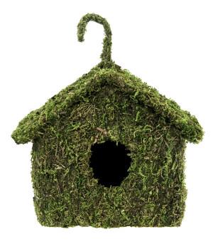 Supermoss Maison Deco Birdhouse Fresh Green 6ea/7Inx7 in