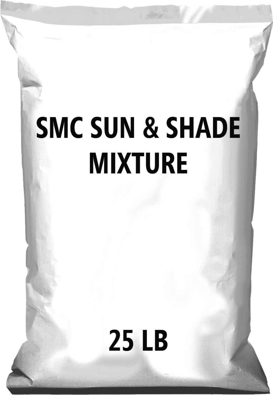 Pennington SMC Sun & Shade Mixture 1ea/25 lb