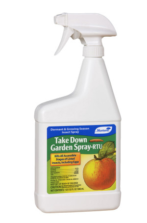 Monterey Take Down Garden Spray Insect Ready To Use 12ea/32 oz