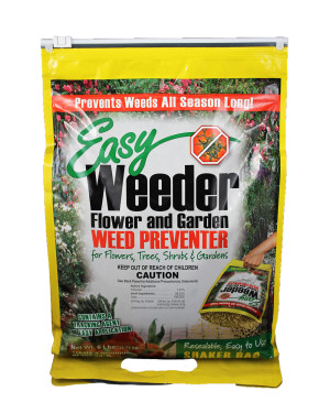 Sanco Easy Weeder Herbicide Shaker Bag 6ea/6 lb