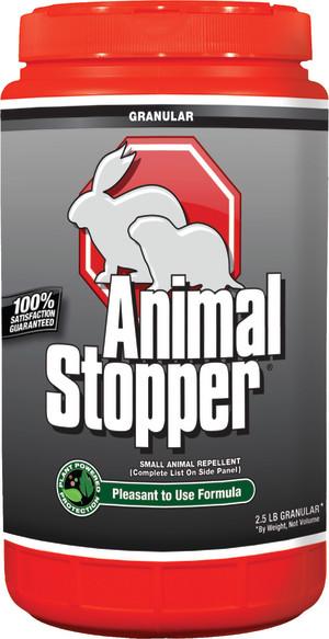 Messina Animal Stopper Small Animal Repellent Granules Shaker 4ea/2.5 lb