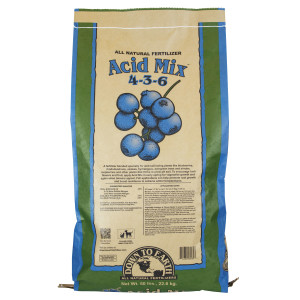 Down To Earth Acid Mix Natural Fertilizer 4-3-6 1ea/50 lb