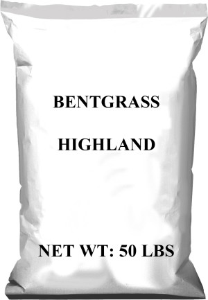 Pennington Bentgrass Highland 1ea/50 lb