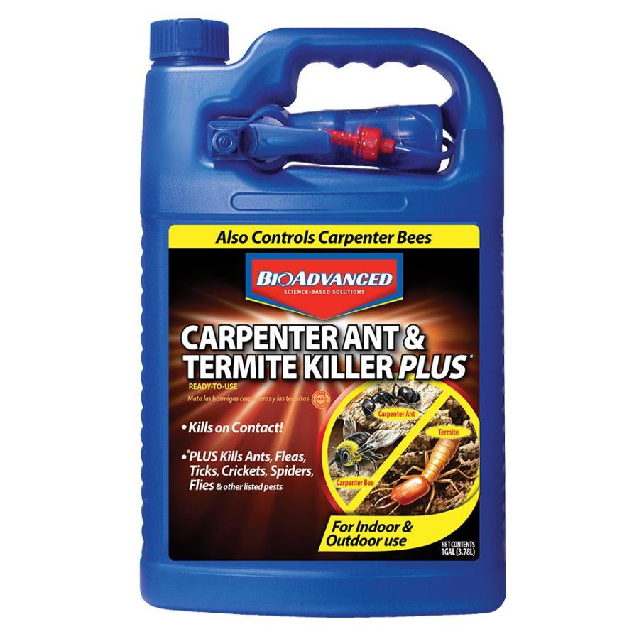 BioAdvanced Carpenter Ant & Termite Killer Ready To Use 4ea/1 gal