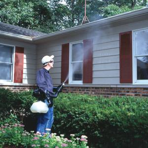 Hudson Fog® Electric Atomizer Sprayer Indoor/Outdoor White 1ea/2 gal