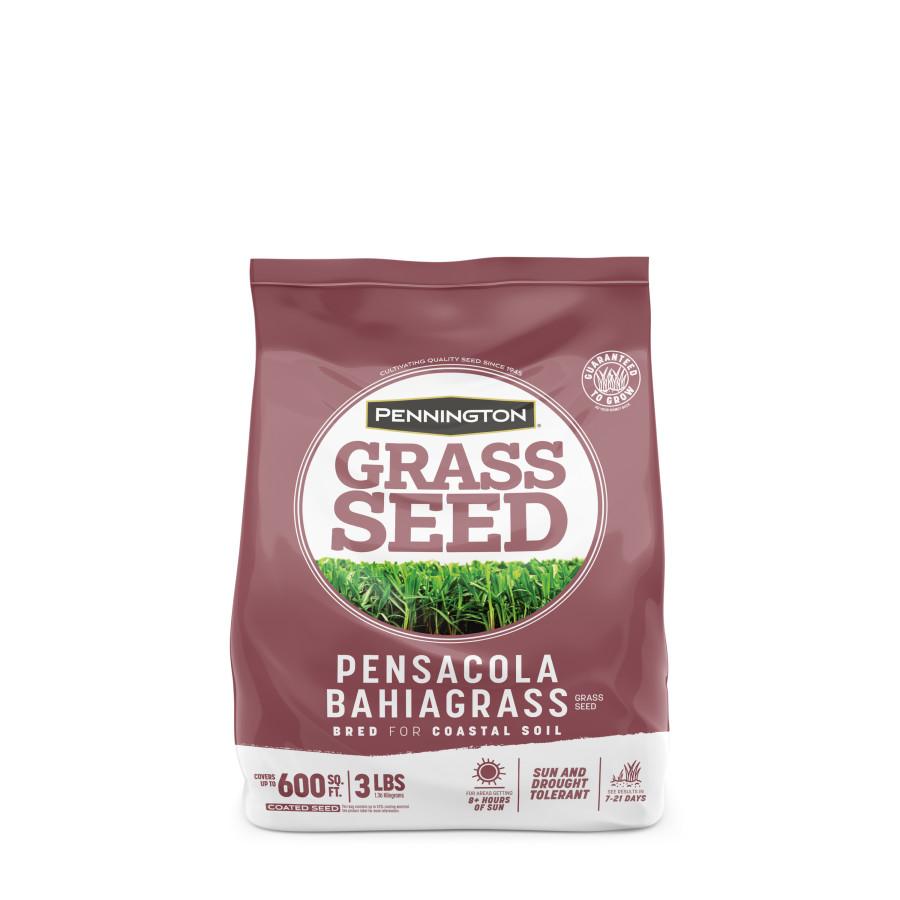 Pennington Pensacola Bahiagrass Grass Seed 8ea/3 lb