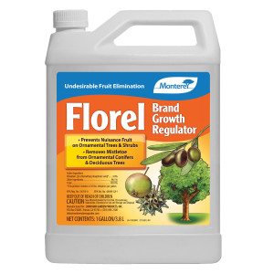 Monterey Florel Brand Growth Regulator Residential 4ea/1 gal