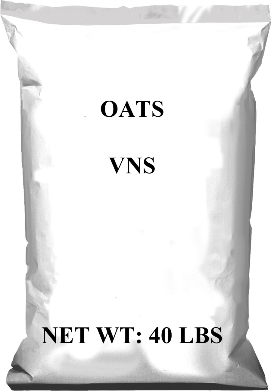 Pennington Oats VNS (Variety Not Stated) 1ea/40 lb