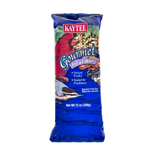 Kaytee Gourmet Treat Bar Instant Bird Feeder 12ea/12 oz