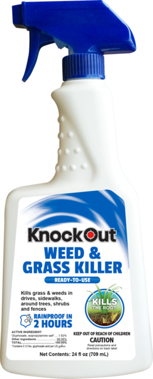Knockout Weed & Grass Killer Ready To Use 12ea/24 oz