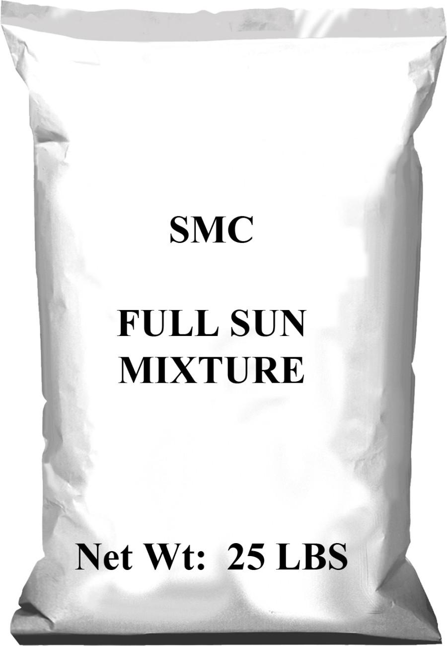 Pennington SMC Full Sun Mixture 1ea/25 lb