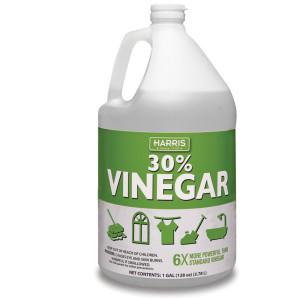 Harris Vinegar 30% 4ea/1 gal