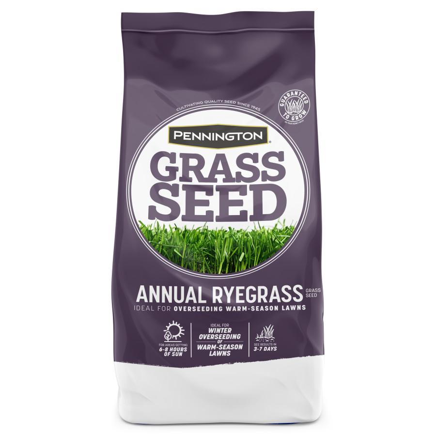 Pennington Annual Ryegrass Grass Seed 4ea/10 lb