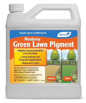 Monterey Green Lawn Pigment Highly Concentrated Colorant 12ea/32 oz
