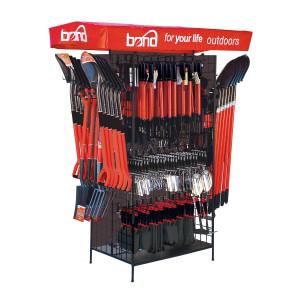 Bond Ultimate Tool Hanging Rack Assorted Display 1ea