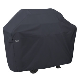 Classic Accessories BBQ Grill Cover Black 2ea/Extra Large