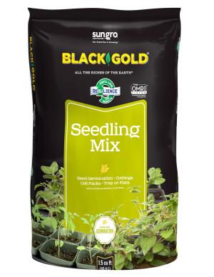 Black Gold Seedling Mix Organic 50ea/1.5Cuft
