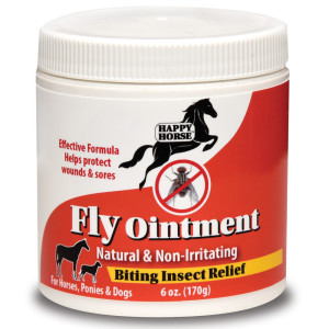 Harris Happy Horse Fly Ointment 12ea/6 fl oz