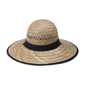 Goldcoast Sunwear Rush Vogue Trim Hat Natural 6ea/One Size
