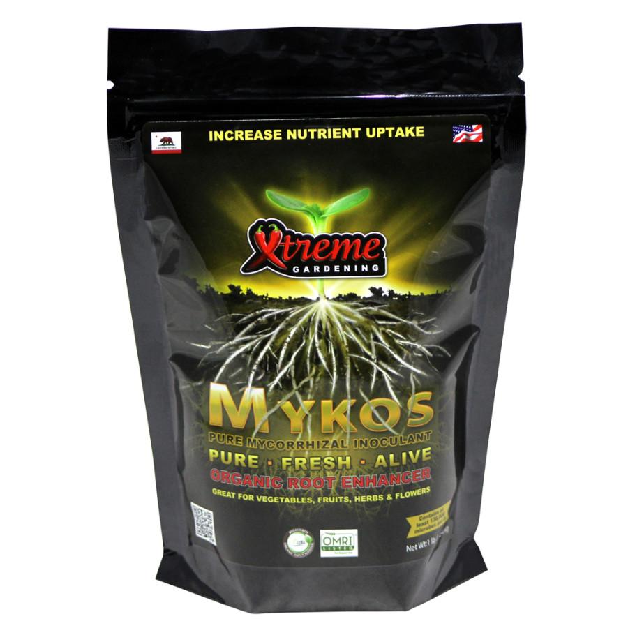 Xtreme Gardening Mykos Pure Fresh Alive 12ea/1 lb