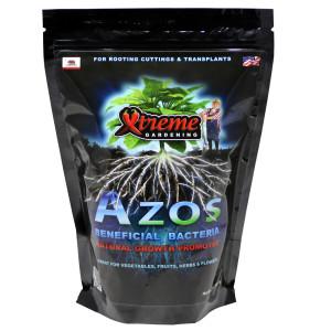 Xtreme Gardening Azos Beneficial Bacteria Natural Growth Promotor 6ea/12 oz